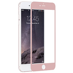 Film Protecteur d'Ecran Verre Trempe Integrale F03 pour Apple iPhone 6 Plus Rose