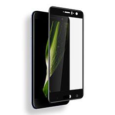 Film Protecteur d'Ecran Verre Trempe Integrale F03 pour HTC U11 Noir