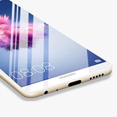 Film Protecteur d'Ecran Verre Trempe Integrale F03 pour Huawei Enjoy 7S Blanc