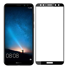 Film Protecteur d'Ecran Verre Trempe Integrale F03 pour Huawei Mate 10 Lite Noir