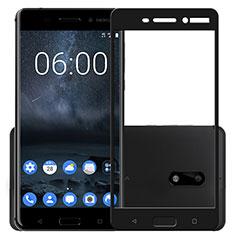Film Protecteur d'Ecran Verre Trempe Integrale F03 pour Nokia 6 Noir