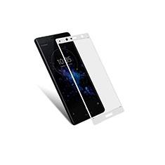 Film Protecteur d'Ecran Verre Trempe Integrale F03 pour Sony Xperia XZ2 Compact Blanc