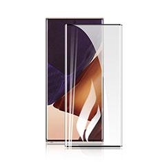 Film Protecteur d'Ecran Verre Trempe Integrale F04 pour Samsung Galaxy Note 20 Ultra 5G Noir