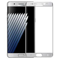 Film Protecteur d'Ecran Verre Trempe Integrale F04 pour Samsung Galaxy Note 7 Blanc