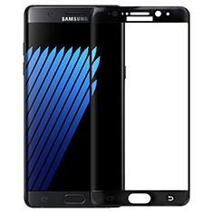 Film Protecteur d'Ecran Verre Trempe Integrale F04 pour Samsung Galaxy Note 7 Noir