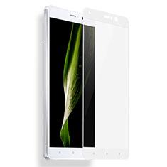 Film Protecteur d'Ecran Verre Trempe Integrale F04 pour Xiaomi Mi 5S Plus Blanc