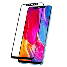 Film Protecteur d'Ecran Verre Trempe Integrale F04 pour Xiaomi Mi 8 Pro Global Version Noir