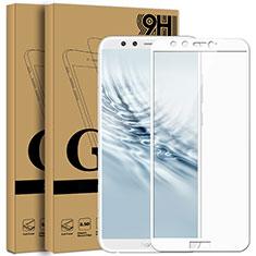 Film Protecteur d'Ecran Verre Trempe Integrale F05 pour Huawei Honor 9 Lite Blanc