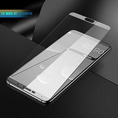 Film Protecteur d'Ecran Verre Trempe Integrale F06 pour Huawei Mate 10 Blanc