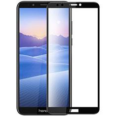 Film Protecteur d'Ecran Verre Trempe Integrale F07 pour Huawei Honor 7C Noir
