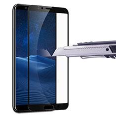 Film Protecteur d'Ecran Verre Trempe Integrale F07 pour Huawei Honor V10 Noir