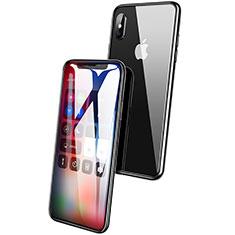 Film Protecteur d'Ecran Verre Trempe Integrale F10 pour Apple iPhone X Noir