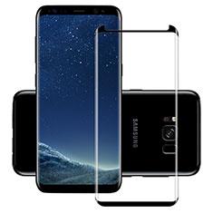 Film Protecteur d'Ecran Verre Trempe Integrale F11 pour Samsung Galaxy S8 Noir