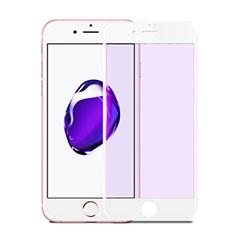Film Protecteur d'Ecran Verre Trempe Integrale F17 pour Apple iPhone SE (2020) Blanc