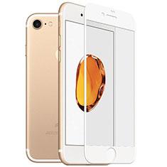 Film Protecteur d'Ecran Verre Trempe Integrale F18 pour Apple iPhone SE (2020) Blanc