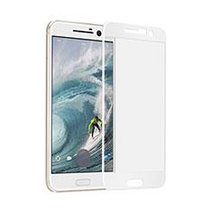 Film Protecteur d'Ecran Verre Trempe Integrale pour HTC 10 One M10 Blanc