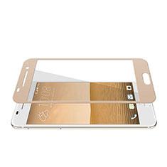 Film Protecteur d'Ecran Verre Trempe Integrale pour HTC One A9 Or