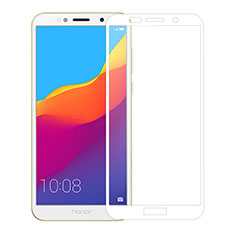 Film Protecteur d'Ecran Verre Trempe Integrale pour Huawei Enjoy 8e Lite Blanc