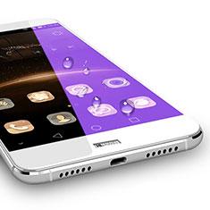 Film Protecteur d'Ecran Verre Trempe Integrale pour Huawei G8 Blanc