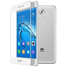 Film Protecteur d'Ecran Verre Trempe Integrale pour Huawei Honor 6C Blanc