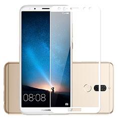 Film Protecteur d'Ecran Verre Trempe Integrale pour Huawei Mate 10 Lite Blanc