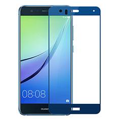 Film Protecteur d'Ecran Verre Trempe Integrale pour Huawei P10 Lite Bleu