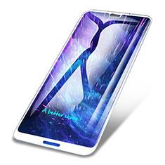 Film Protecteur d'Ecran Verre Trempe Integrale pour Huawei P20 Lite Blanc