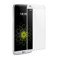 Film Protecteur d'Ecran Verre Trempe Integrale pour LG G5 Blanc