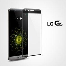 Film Protecteur d'Ecran Verre Trempe Integrale pour LG G5 Noir