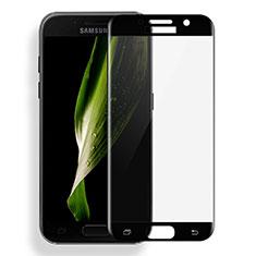 Film Protecteur d'Ecran Verre Trempe Integrale pour Samsung Galaxy A7 (2017) A720F Noir