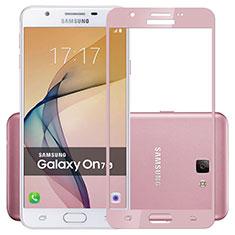 Film Protecteur d'Ecran Verre Trempe Integrale pour Samsung Galaxy J7 Prime Rose