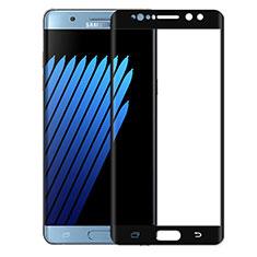 Film Protecteur d'Ecran Verre Trempe Integrale pour Samsung Galaxy Note 7 Noir