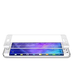Film Protecteur d'Ecran Verre Trempe Integrale pour Samsung Galaxy Note Edge SM-N915F Blanc
