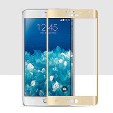 Film Protecteur d'Ecran Verre Trempe Integrale pour Samsung Galaxy Note Edge SM-N915F Or
