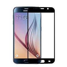 Film Protecteur d'Ecran Verre Trempe Integrale pour Samsung Galaxy S6 Duos SM-G920F G9200 Noir