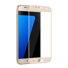 Film Protecteur d'Ecran Verre Trempe Integrale pour Samsung Galaxy S7 G930F G930FD Or