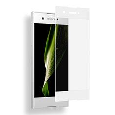 Film Protecteur d'Ecran Verre Trempe Integrale pour Sony Xperia XA1 Blanc