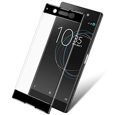 Film Protecteur d'Ecran Verre Trempe Integrale pour Sony Xperia XA1 Ultra Noir