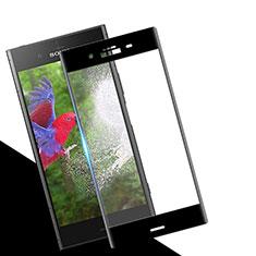 Film Protecteur d'Ecran Verre Trempe Integrale pour Sony Xperia XZ1 Noir