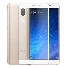 Film Protecteur d'Ecran Verre Trempe Integrale pour Xiaomi Mi 5S Plus Blanc