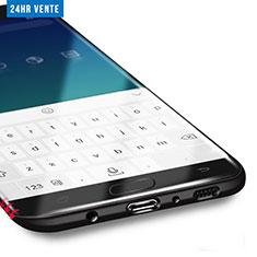 Film Protection Protecteur d'Ecran F02 pour Samsung Galaxy S7 Edge G935F Clair