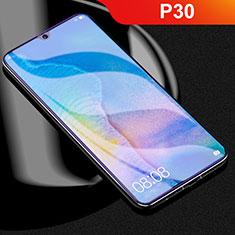 Film Protection Protecteur d'Ecran Integrale Anti-Lumiere Bleue pour Huawei P30 Clair