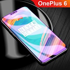 Film Protection Protecteur d'Ecran Integrale Anti-Lumiere Bleue pour OnePlus 6 Clair