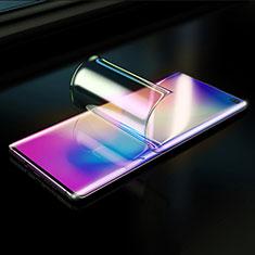Film Protection Protecteur d'Ecran Integrale Anti-Lumiere Bleue pour Samsung Galaxy S10 Plus Clair