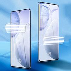 Film Protection Protecteur d'Ecran Integrale F01 pour Vivo X60 Pro 5G Clair