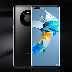 Film Protection Protecteur d'Ecran Integrale F02 pour Huawei Mate 40 Pro+ Plus Clair