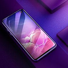 Film Protection Protecteur d'Ecran Integrale F03 pour Samsung Galaxy S10 Plus Clair