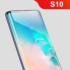 Film Protection Protecteur d'Ecran Integrale F05 pour Samsung Galaxy S10 Clair