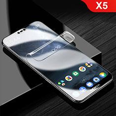 Film Protection Protecteur d'Ecran Integrale pour Nokia X5 Clair