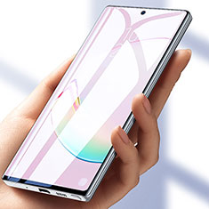Film Protection Protecteur d'Ecran Integrale pour Samsung Galaxy Note 10 Plus 5G Clair
